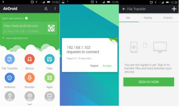 applications for android tablet free download