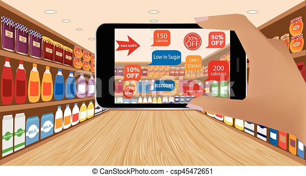 retail stores with online applications