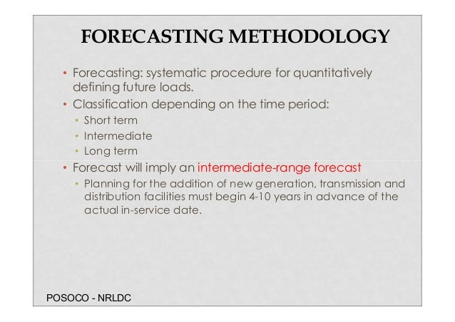 forecasting methods and applications pdf