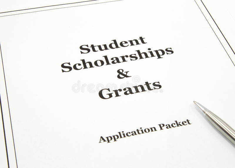 how to start a scholarship application