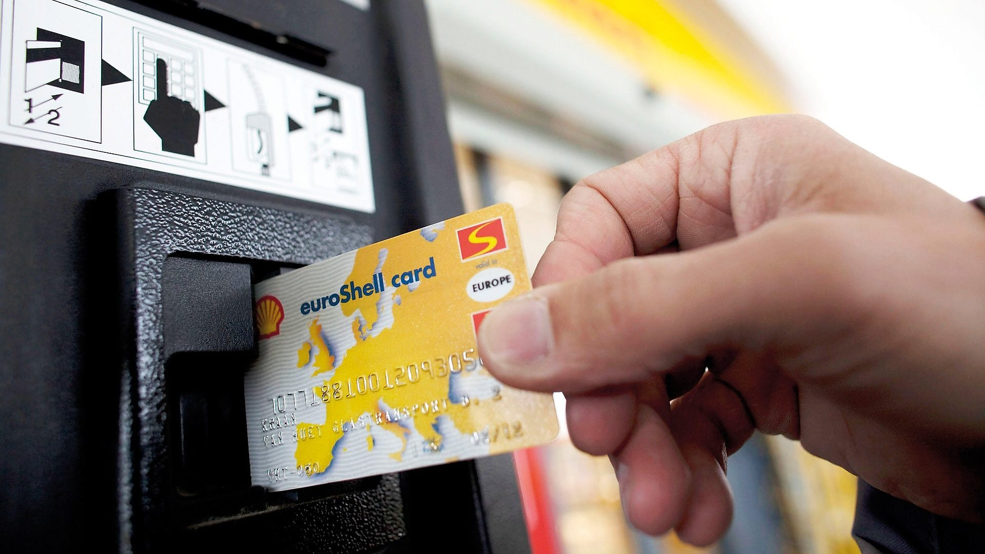 shell fuel card application form