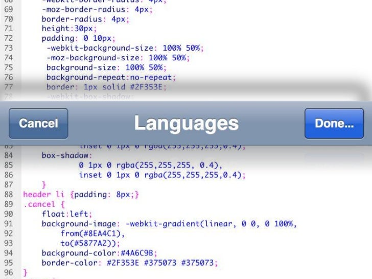 beginning web applications with html5 css3 and javascript