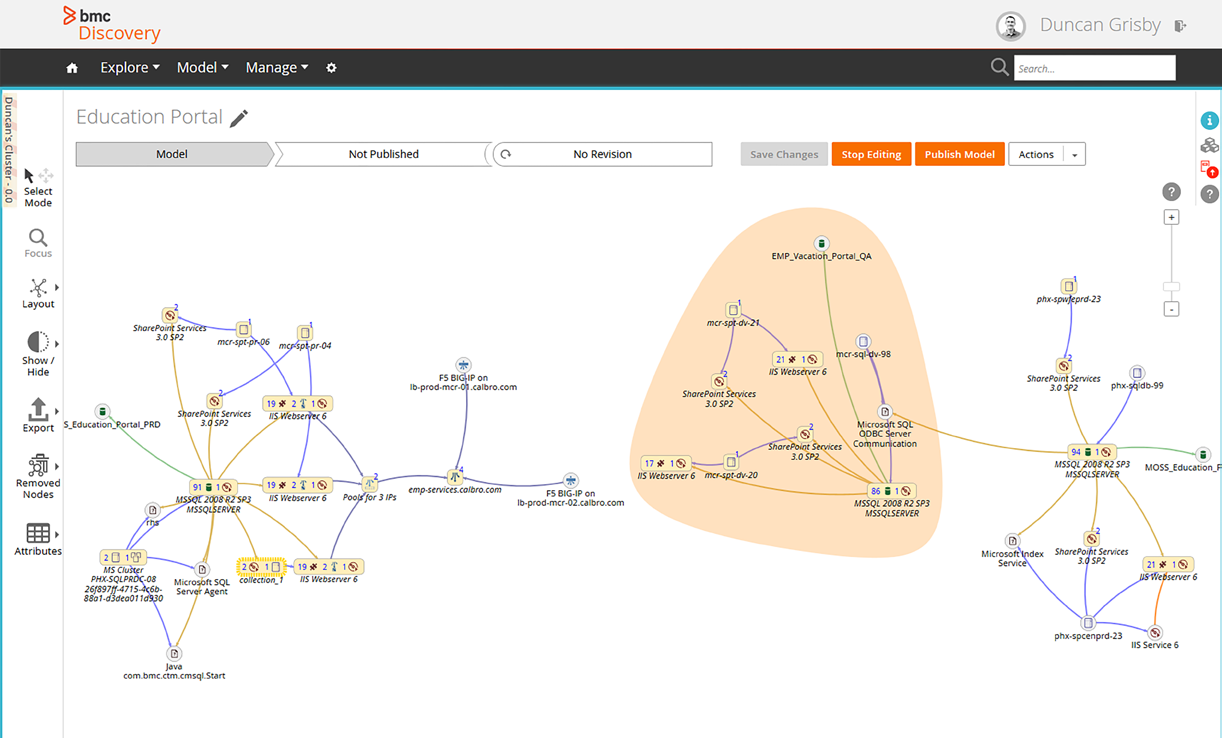 application discovery and dependency mapping tools