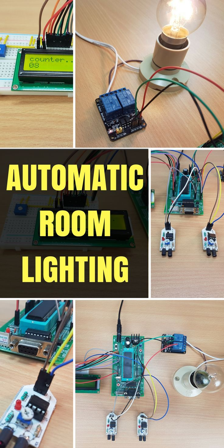 application of home automation project