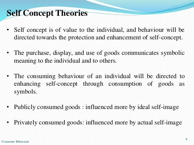 consumer behaviour concepts and applications