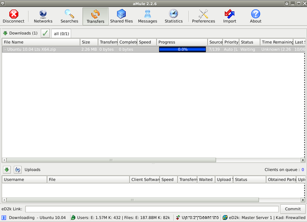 p2p file sharing application in java
